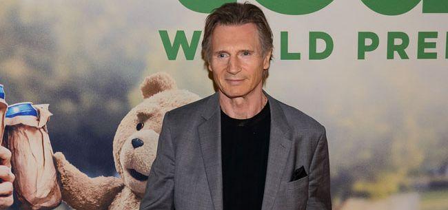 Liam Neeson: Filmprojekt mit seinem Sohn