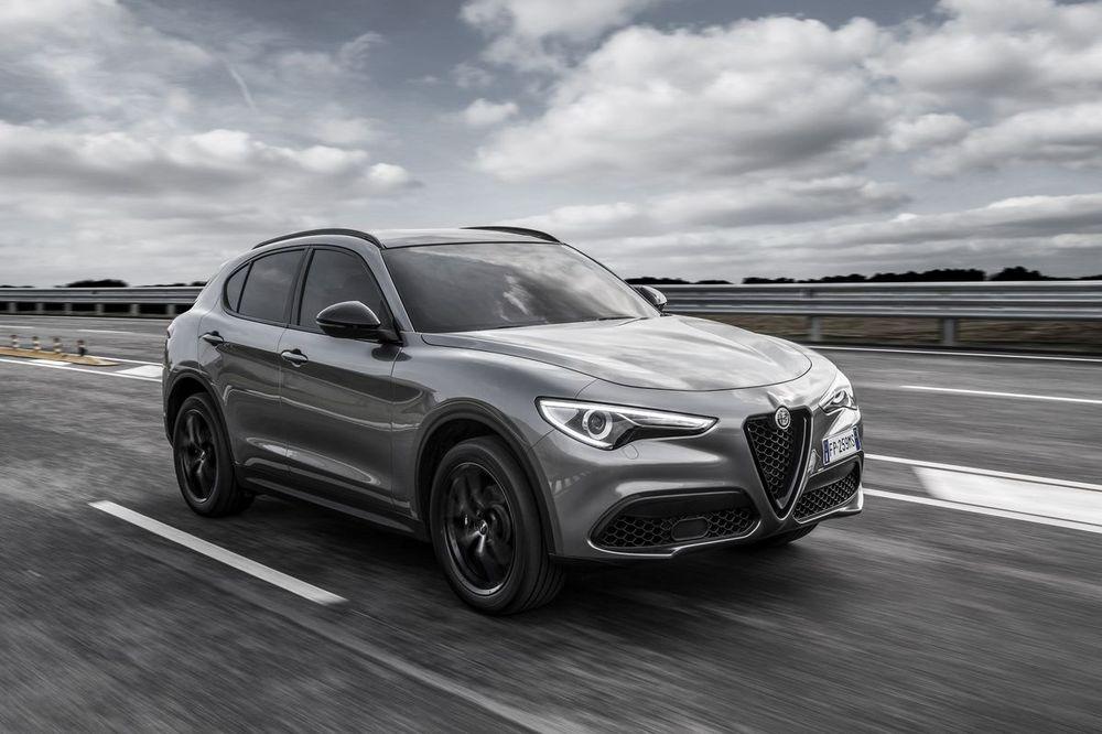 Alfa Romeo Stelvio B-Tech
