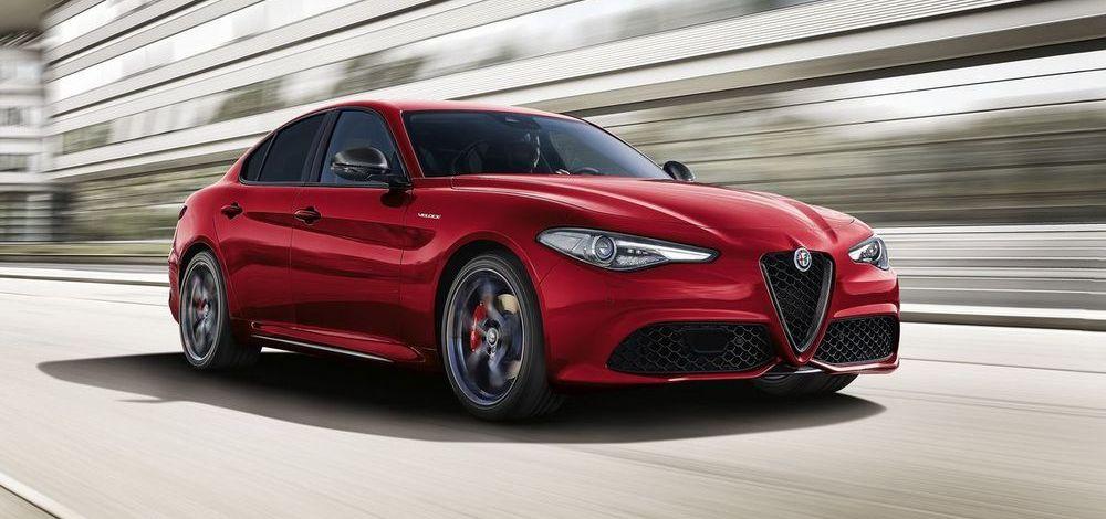 Alfa Romeo erweitert Austattung von Giulia und Stelvio
