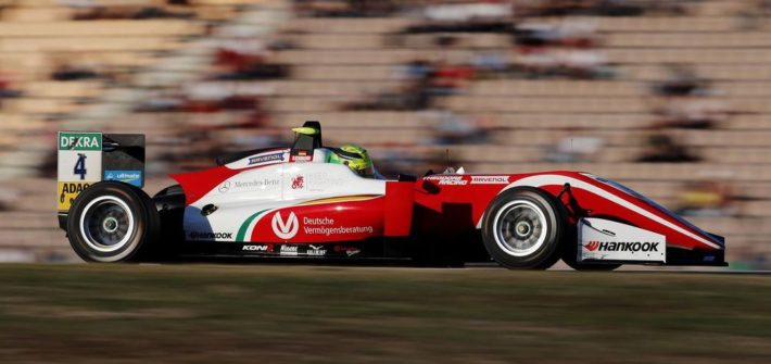 Mick Schumacher gewinnt vorzeitig die Formel-3-Europameisterschaft