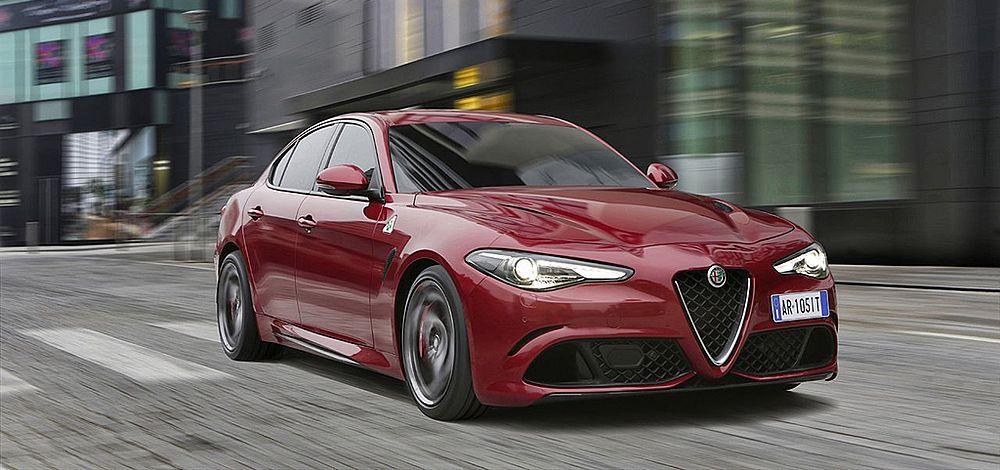 """Alfa Romeo Giulia gewinnt zwei Kategorien beim """"sport auto AWARD 2018"""""""