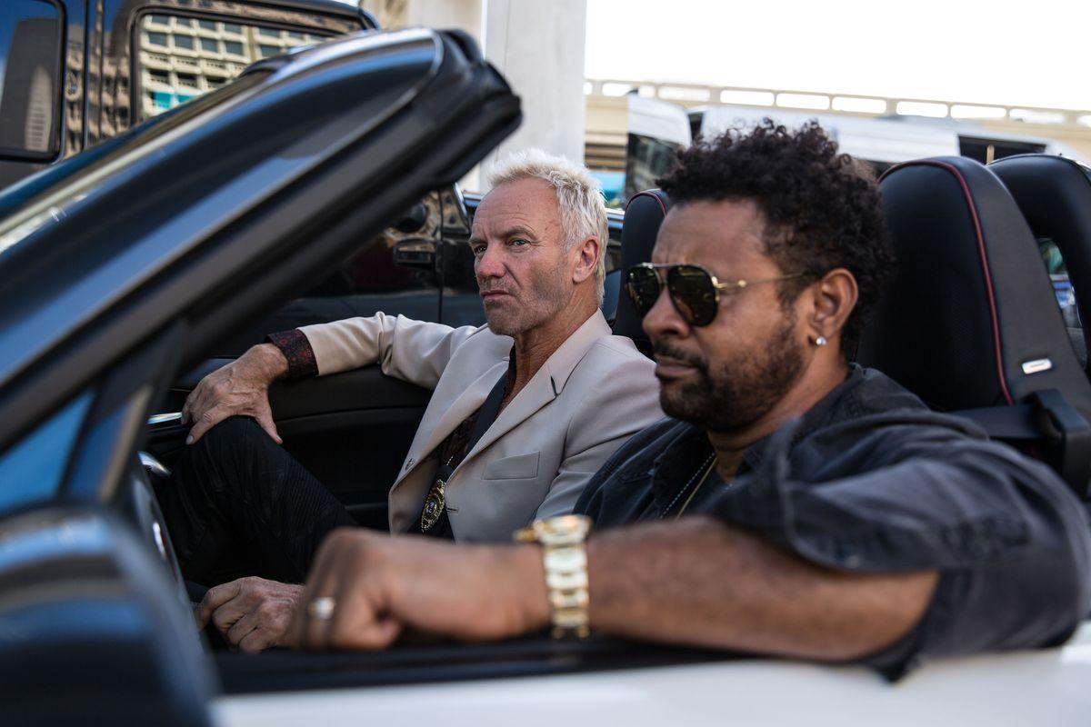 """Abarth 124 spider übernimmt die Hauptrolle neben Sting und Shaggy im Musikvideo zu """"Gotta Get Back My Baby"""""""