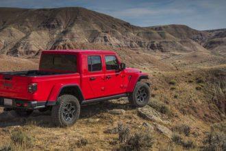 Jeep® Gladiator