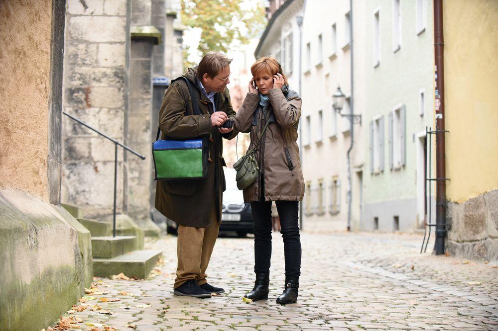 Kommissarin Ellen Lucas (Ulrike Kriener): Bereits seit 15 Jahren ist die mittelalterliche Regensburger Altstadt mit dem Dom, ihren unzähligen Gassen und der Steinernen Donaubrücke die Kulisse für das Format.