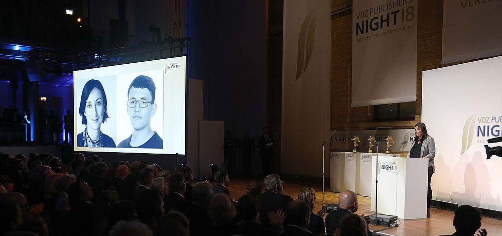 Jan Kuciak posthum mit Goldener Victoria 2018 ausgezeichnet