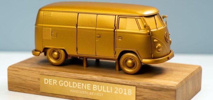 Der Goldene Bulli