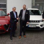 Thiel Schloss Neuhaus GmbH & Co. KG neuer Partner für die Marken Alfa Romeo und Jeep®