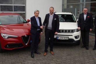 Thiel Schloss Neuhaus GmbH & Co. KG neuer Partner für die Marken Alfa-Romeo und Jeep®