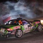 Spektakulärer Auftakt in die Motorsportsaison: Abarth bei der Rallye Monte Carlo