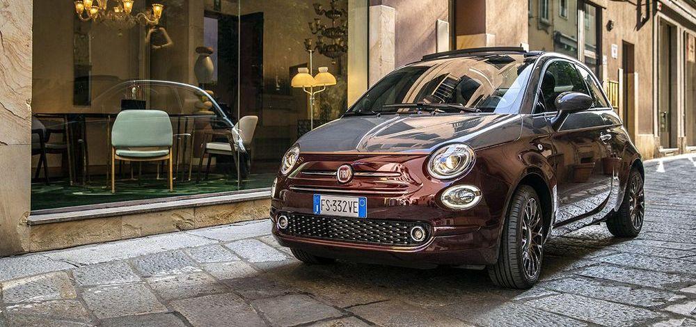 Fiat 500 mit neuem Rekord – 2018 europaweit knapp 194.000 Stück verkauft