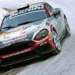 Saisonstart geglückt: Abarth gewinnt die FIA R-GT-Wertung bei der Rallye Monte Carlo