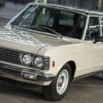 Fiat bei der Bremen Classic Motorshow – einzigartiger Fiat 130 Familiare aus dem Besitz der Familie Agnelli