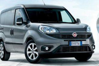 Neue Ausstattungspakete mit Preisvorteilen für den Fiat Doblò Cargo