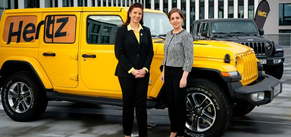 Hertz integriert den neuen Jeep® Wrangler in seine Mietwagenflotte