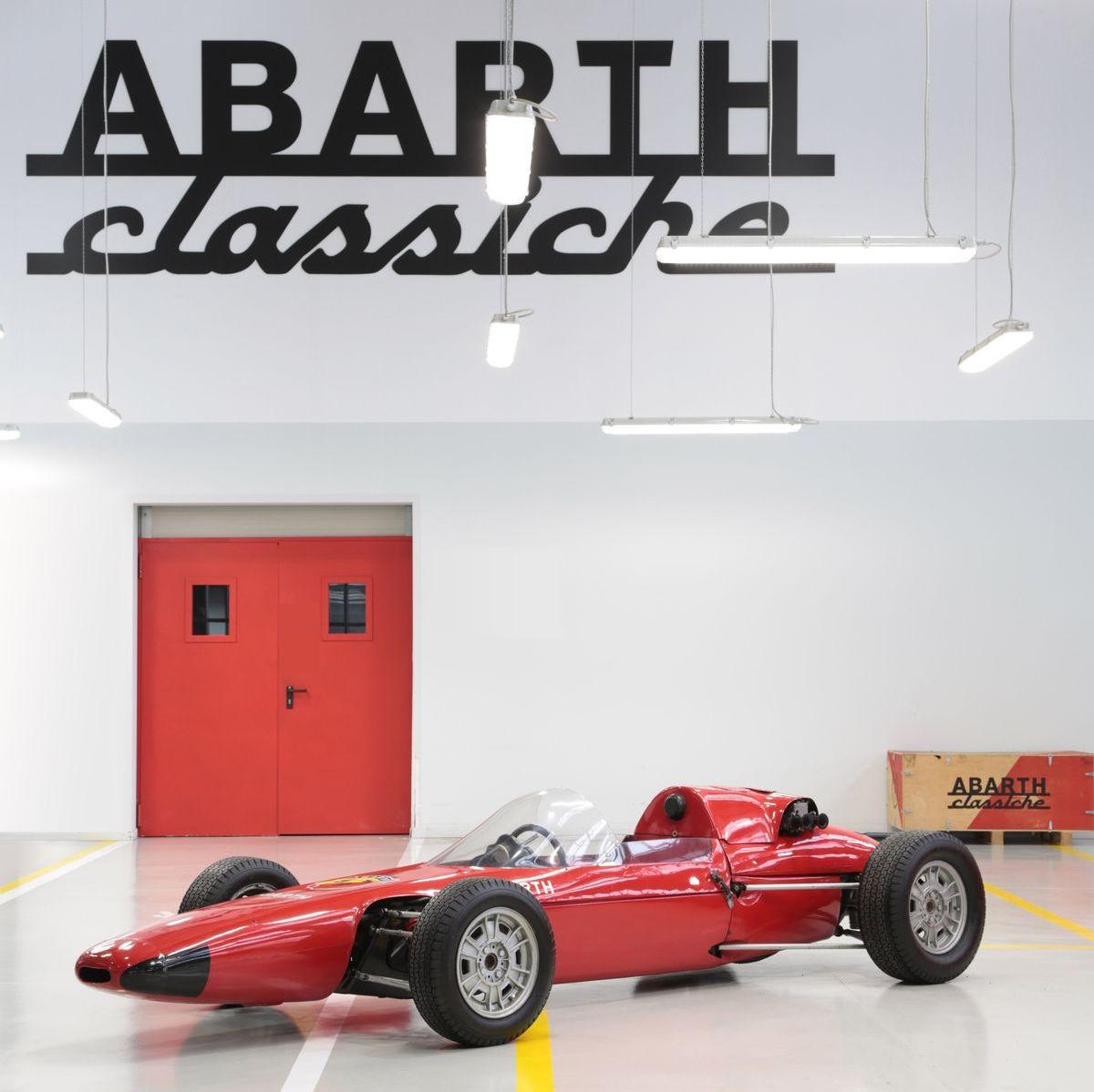 Abarth 1000 Monoposto (1965)