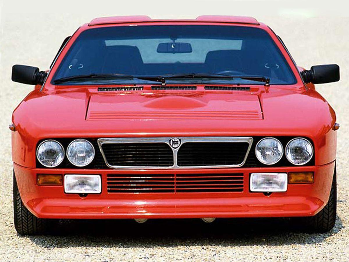 Lancia Rally 037 (1982)