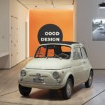 Fiat 500 steht im New Yorker Museum of Modern Art im Rampenlicht
