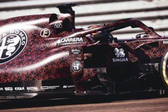 Alfa Romeo Racing mit spezieller Aktion zum Valentinstag