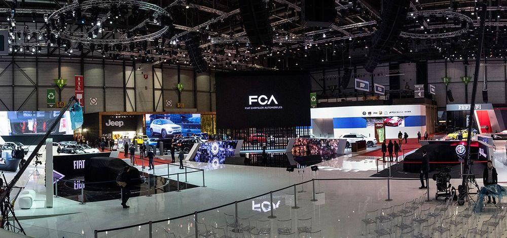 Genfer Automobil-Salon - Alfa Romeo, Fiat und Jeep® präsentieren Weltneuheiten auf gemeinsamer Veranstaltung