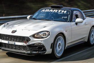 Abarth Rally Cup 2019 - Einschreibung für den neuen Markenpokal im Rahmen der Rallye-Europameisterschaft ab sofort möglich