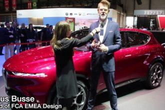 Video: Interview mit Klaus Busse zum Alfa Romeo Tonale