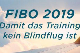 cardioscan auf der FIBO 2019: Damit das Training kein Blindflug ist