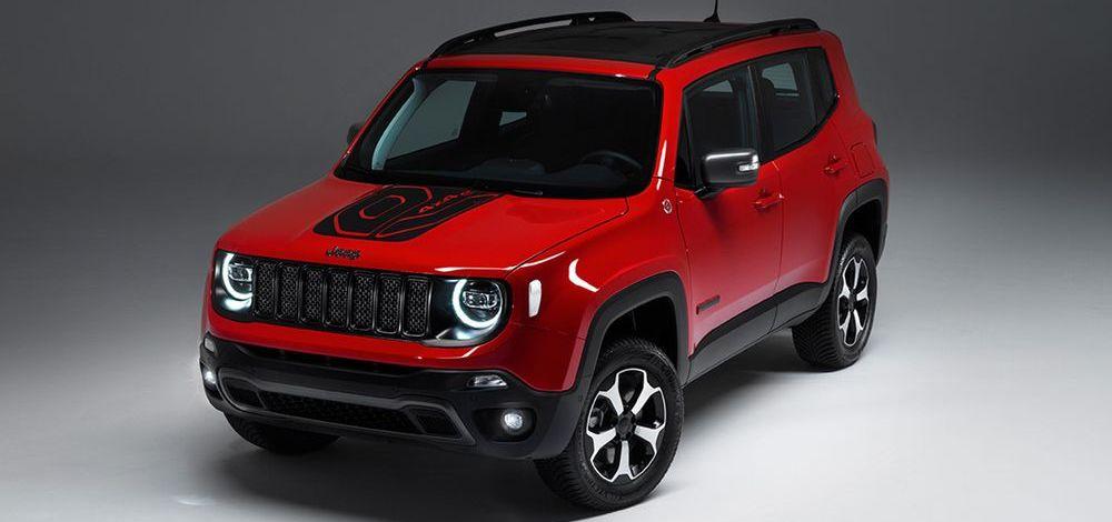 Jeep® e-volution auf dem 89. Genfer Automobil-Salon 2019