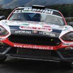 Abarth 124 rally in der Rallye-Weltmeisterschaft – Klassensieg auf Korsika zum 70. Geburtstag der Marke