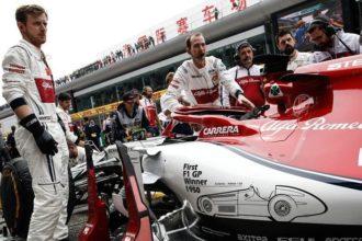 Großer Preis von China - Kommentare von Alfa Romeo Racing zum Rennen