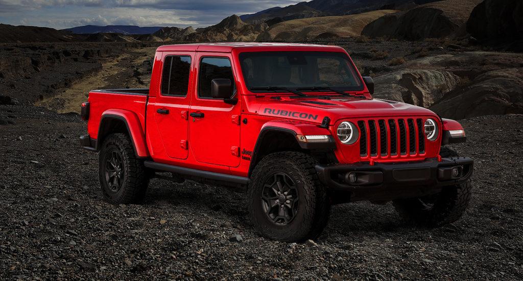 Limitierte Jeep® Gladiator Start Edition: Ausverkauft nach nur einem Tag