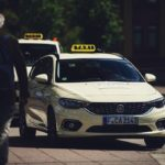 """Fiat mit Inklusions-Taxi bei """"Taxi des Jahres"""" in München"""