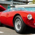 FCA Heritage und Alfa Romeo bei der Oldtimer-Rallye Mille Miglia