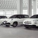 FCA trifft Abkommen mit IMG zur weltweiten Lizensierung der Marken Fiat, Fiat 500, Fiat Professional, Alfa Romeo, Lancia und Abarth