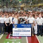 Mehr als 100.000 Motoren der Baureihe FireFly Turbo gebaut