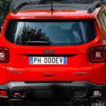 Fahrpremiere des Jeep® Renegade PHEV im berühmten Turiner Valentino Park