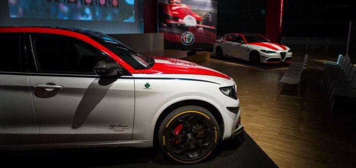 Alfa Romeo feiert 109. Geburtstag im Werksmuseum in Arese