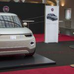 FCA-Chefdesigner Klaus Busse stellt das Fiat Concept Centoventi vor
