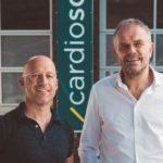 cardioscan Gründer Dr. Marc Weitl übergibt den operativen Staffelstab für die Geschäftsleitung Diagnostik-Systeme an Burkhard Lüben