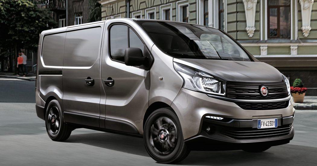 Fiat Talento 2020