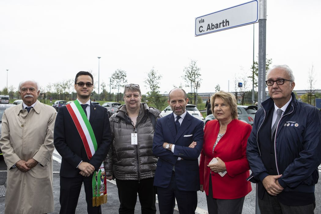 Sergio Rolando, Francesco Sicari, Luisa Bernardini, Luca Napolitano, Anneliese Abarth, Roberto Giolito