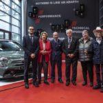 Via Abarth: Zum 70. Geburtstag benennt Turin eine Straße nach dem Firmengründer