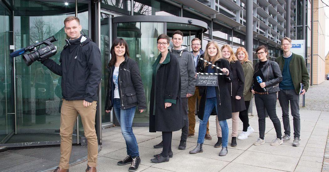 Ernst-Schneider-Preis 2019 für MDR-Volontärsprojekt