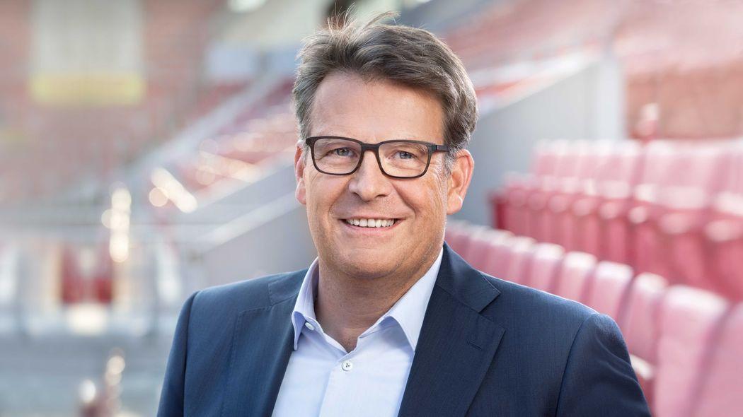 ZDF-Sportchef Thomas Fuhrmann