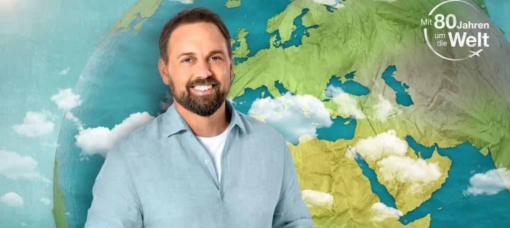 """""""Mit 80 Jahren um die Welt"""" - ZDF setzt Factual im kommenden Jahr fort"""