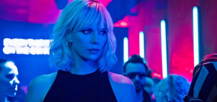 "ZDF-Free-TV-Premiere: ""Atomic Blonde"" mit Charlize Theron"
