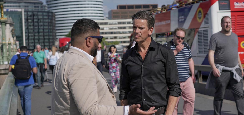 """ZDF zeigt Dokumentation """"Markus Lanz - England ungeschminkt"""""""