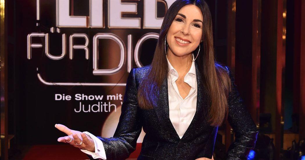 """""""Mein Lied für Dich"""": Neue ZDF-Primetime-Show mit Judith Williams"""