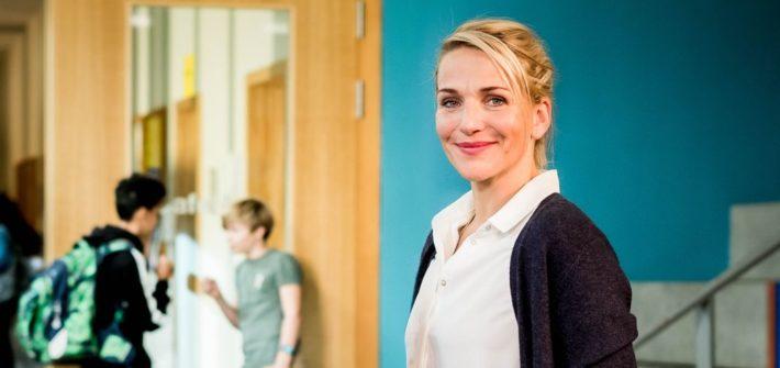 """""""Schule fürs Leben"""": ZDF dreht neue Prime-Time-Serie mit Tanja Wedhorn"""