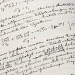 """Als limitiertes Buch: Die """"Allgemeine Relativitätstheorie"""" von Albert Einstein"""