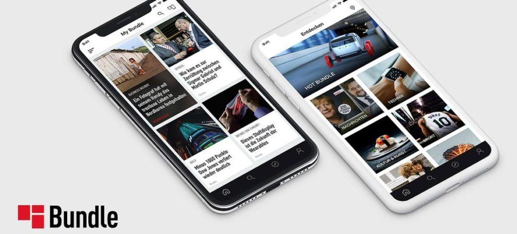 News von PR Agent: Beiträge ab sofort in der Bundle-App